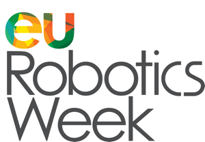European Robotics Week Logo